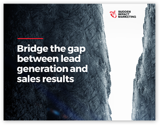 B2B report to simplify lead generation